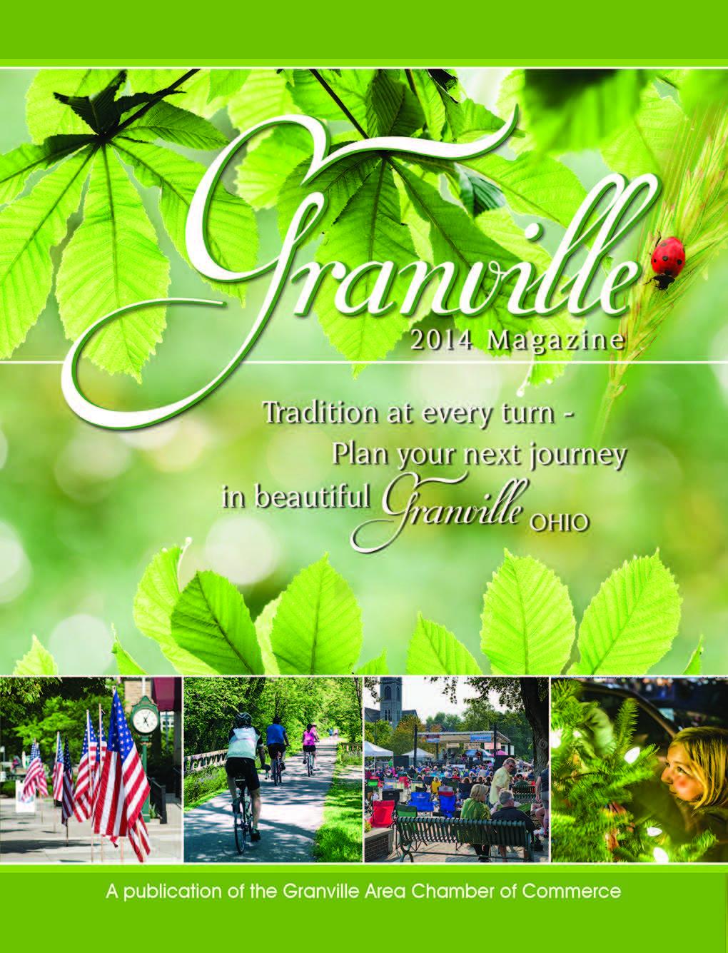 Granville Chamber Magazine