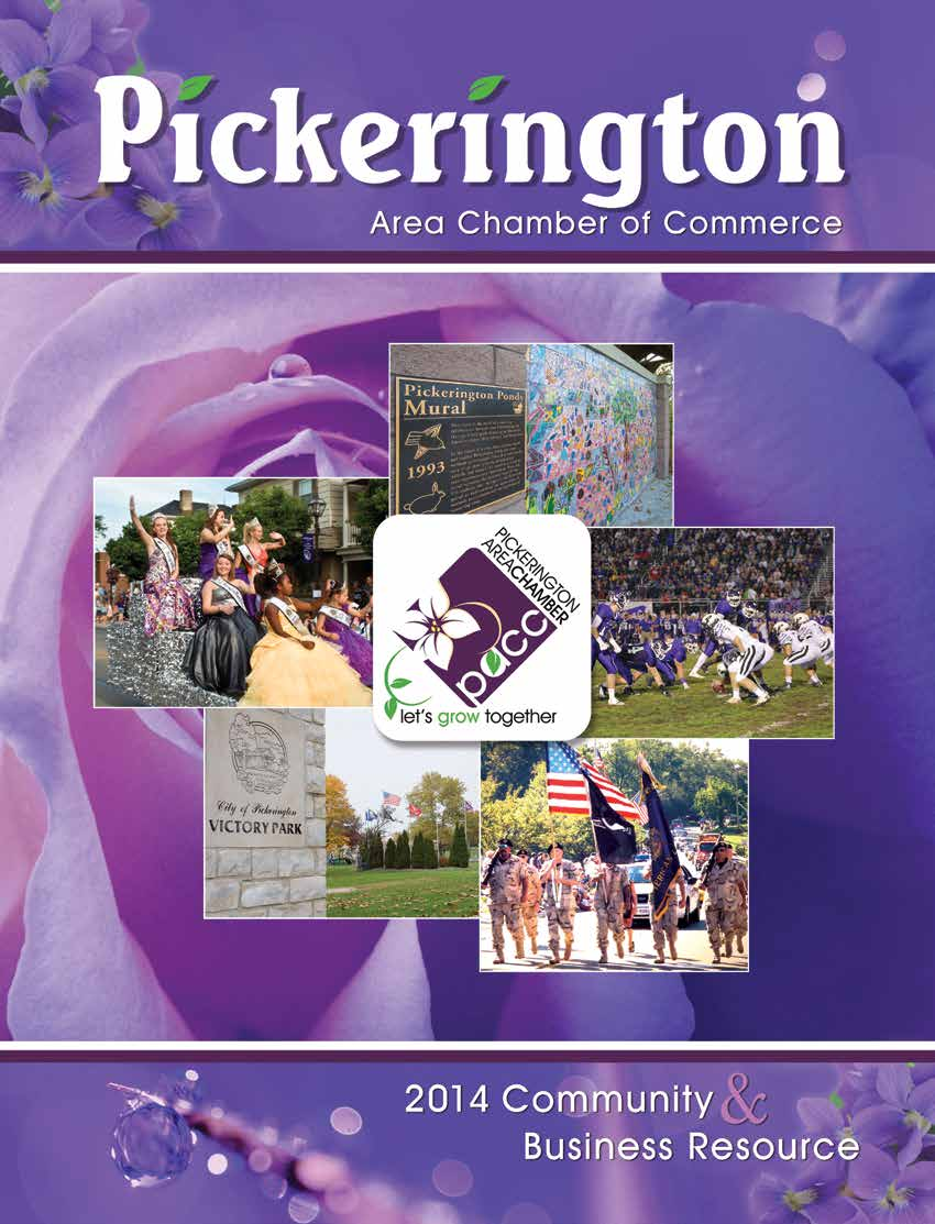Pickerington Chamber Magazine