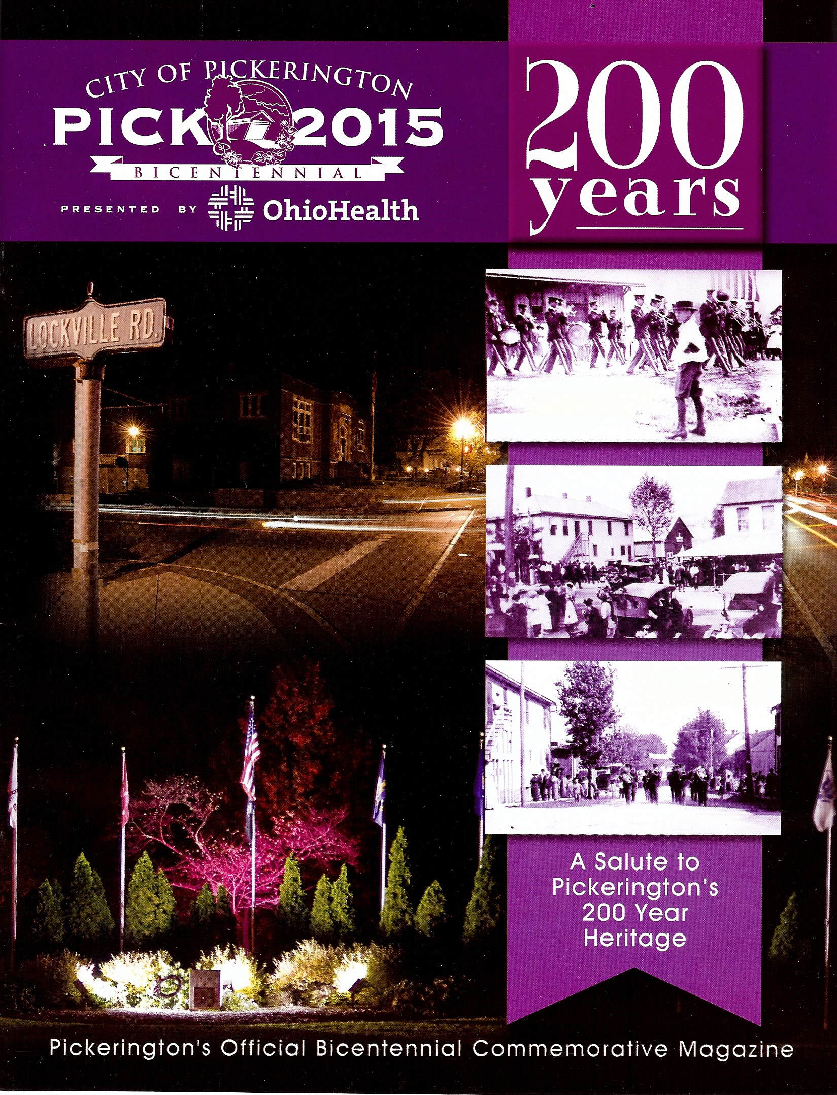 Pickerington Bicentennial Magazine