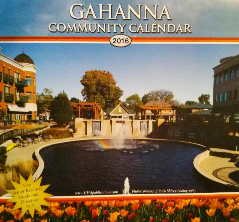 Gahanna Community Calendar