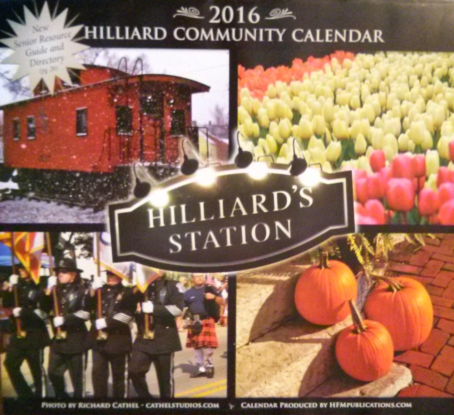 Hilliard Community Calendar