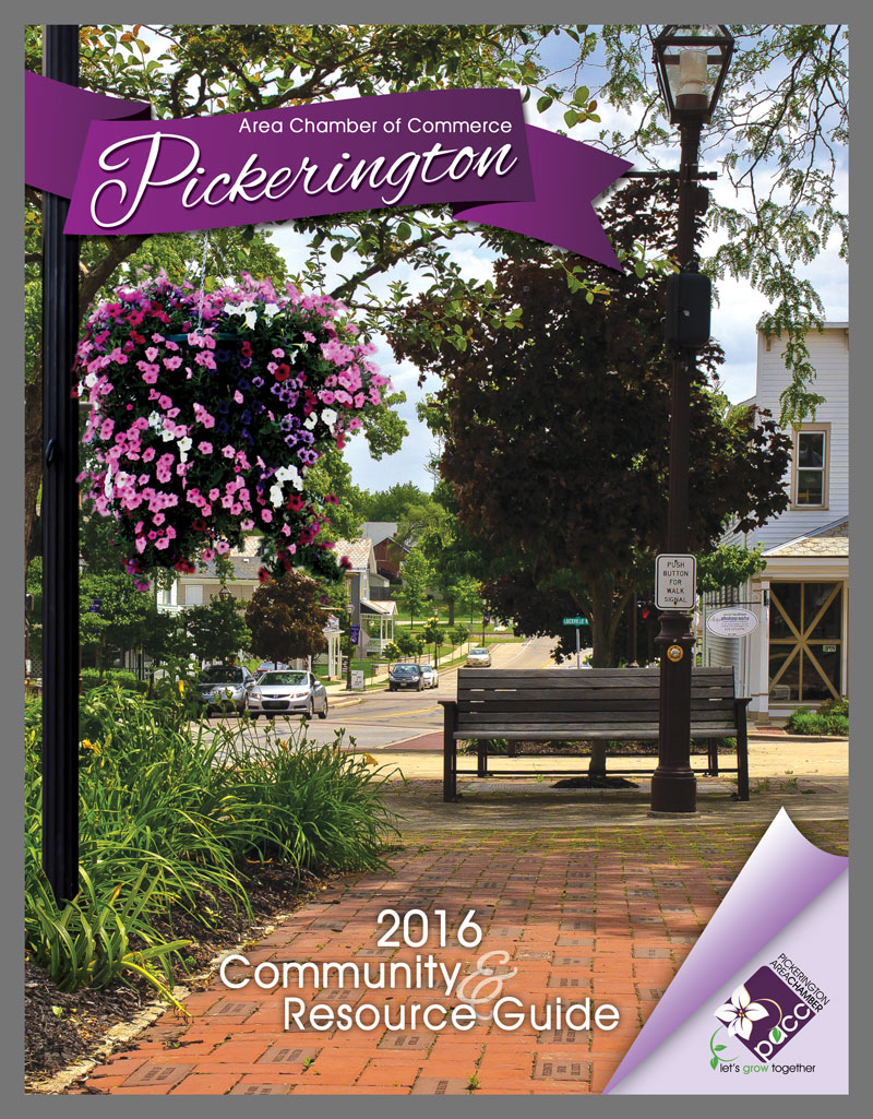 2016 pickerington Magazine