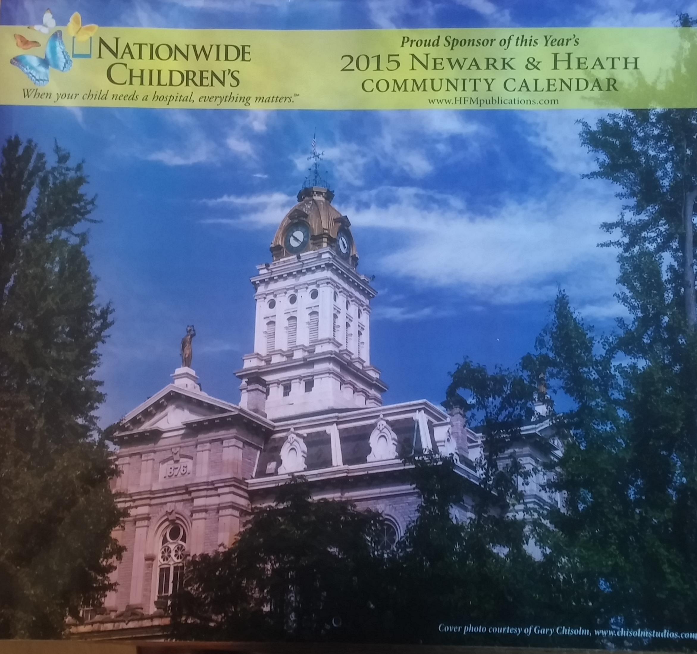 Newark Community Calendar
