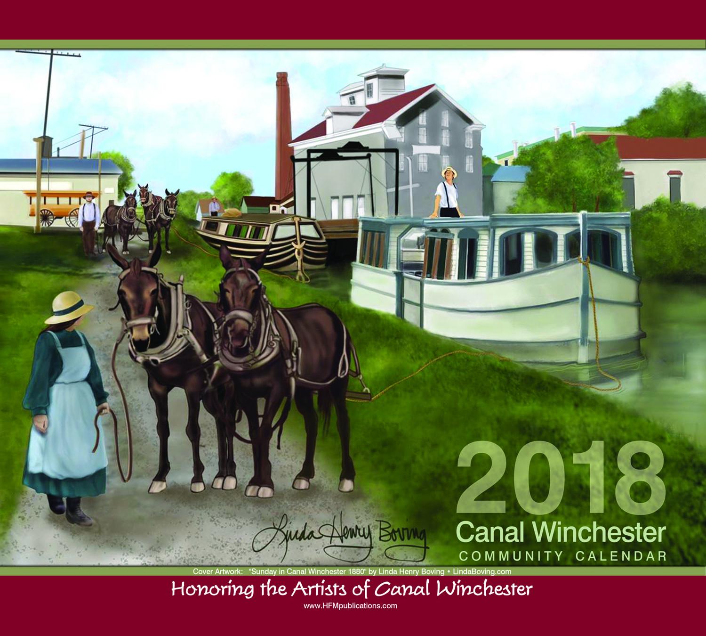 Canal Winchester Community Calendar