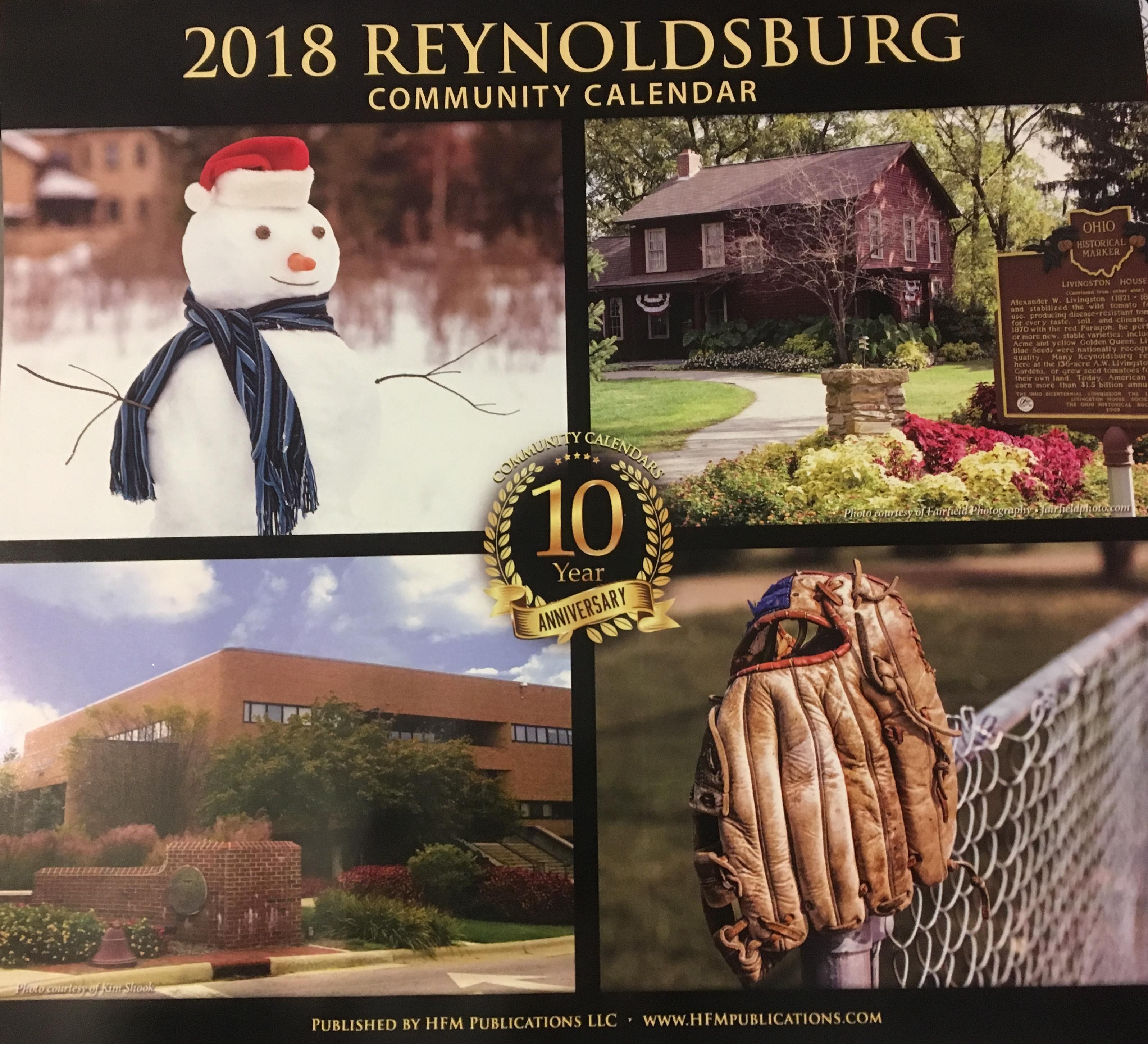 Reynoldsburg Community Calendar