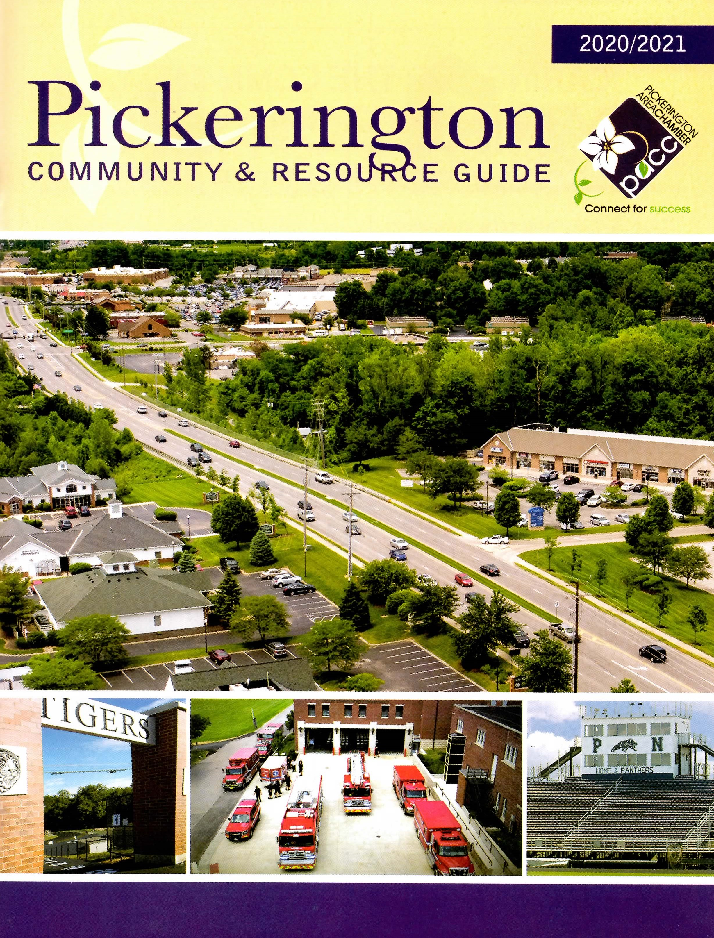 2020 pickerington Magazine Cover